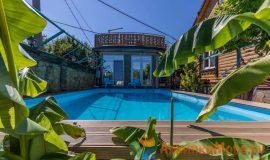 гостевой дом фламинго отдых в архипо огсиповке в частном секторе не далеко от моря гостиница