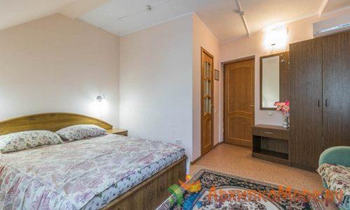 отдых в архипо осиповке частный сектор не далеко от моря гостиница