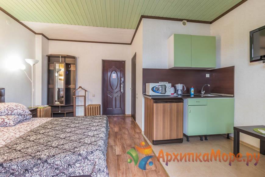 гостевой дом Антонида архипо осиповка гостиница частный сектор