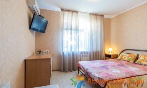 Отдых в архипо-осиповке в гостинице галатея в частном секторе не далекот от моря гостевой дом