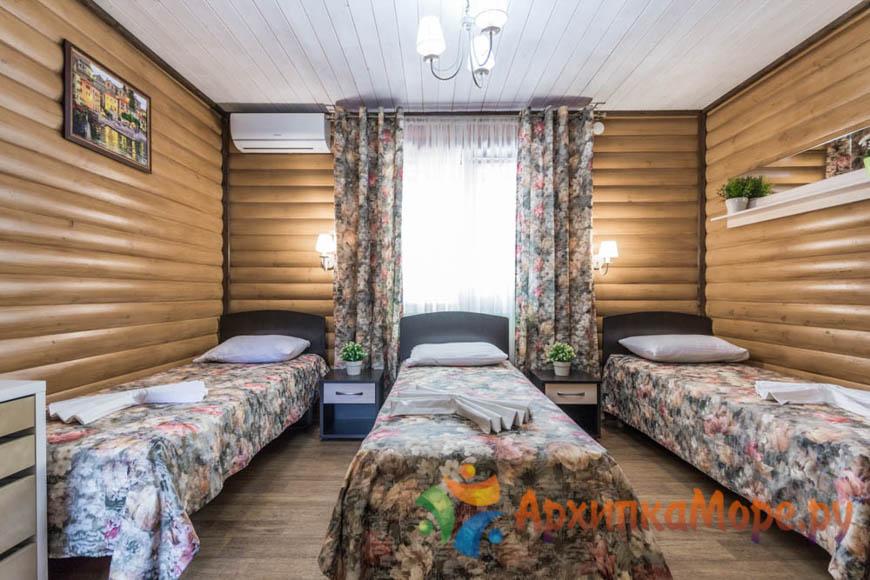 Отдых на берегу моря в архипо осиповке в частном секуторе гостиница гостевой дом вилла лючия